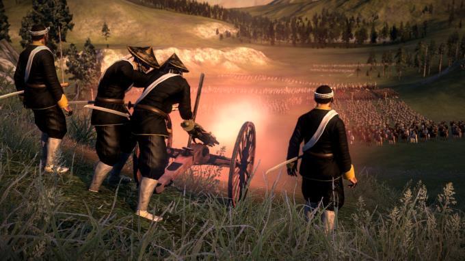 Total War: Shogun 2 - Fall of the Samurai PC Crack