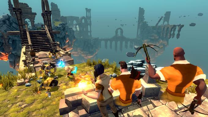 Trickster VR: Co-op Dungeon Crawler Torrent Download