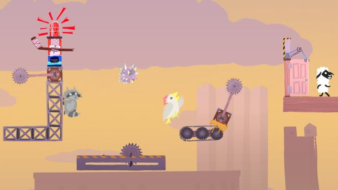 Ultimate Chicken Horse PC Crack