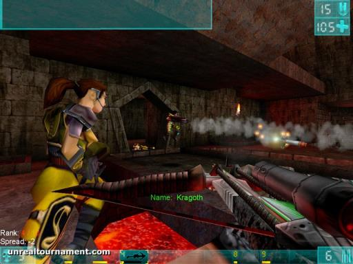 Unreal Tournament: Game of the Year Edition Torrent Download