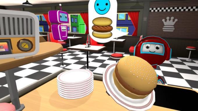 VR The Diner Duo Torrent Download