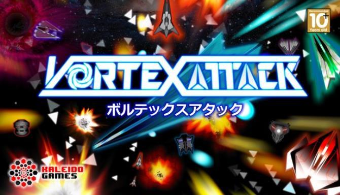 Vortex Attack: ボルテックスアタック Free Download