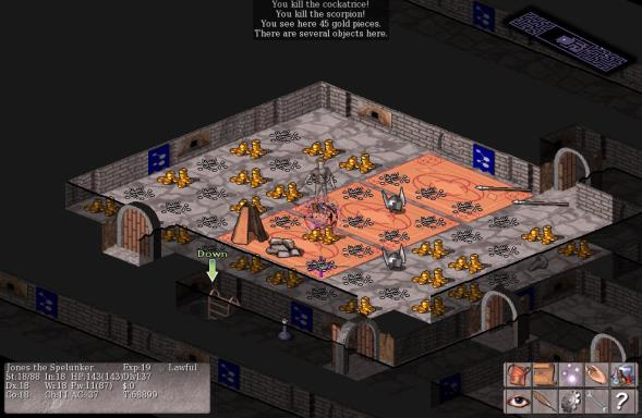 Vulture for NetHack PC Crack