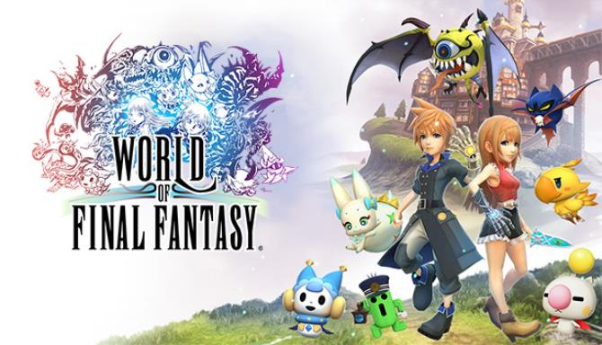 WORLD OF FINAL FANTASY® Free Download