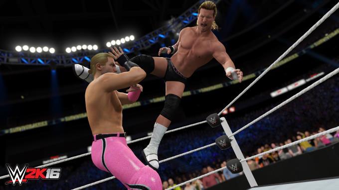 WWE 2K16 Torrent Download
