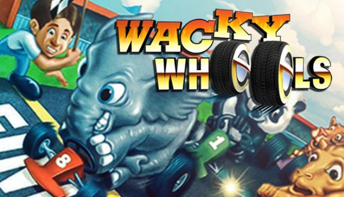 Wacky Wheels Free Download