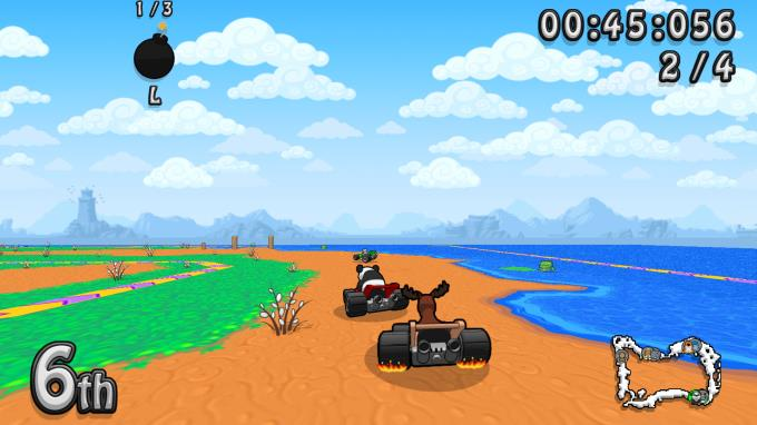 Wacky Wheels HD PC Crack