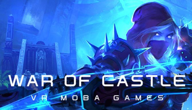 War of Castle VR Free Download