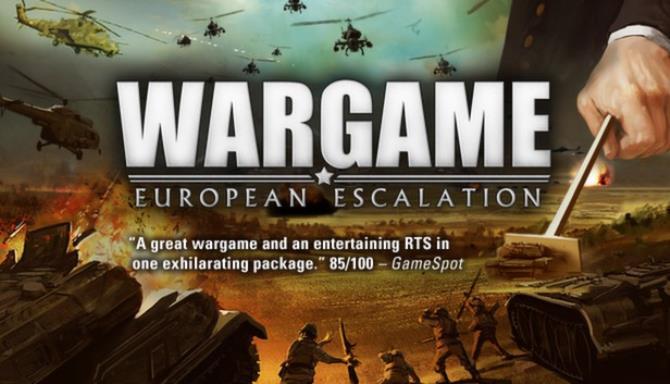 Wargame: European Escalation Free Download « IGGGAMES