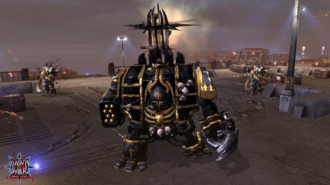 Warhammer® 40,000: Dawn of War® II Chaos Rising PC Crack
