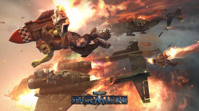 Warhammer 40,000: Space Marine Torrent Download