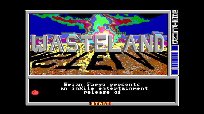Wasteland 1 - The Original Classic Torrent Download