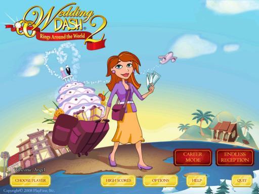 Wedding Dash® 2: Rings Around the World Torrent Download