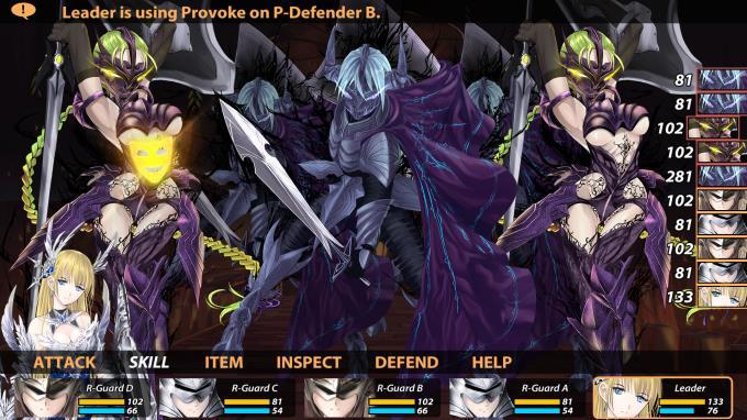 Winged Sakura: Demon Civil War Download Free