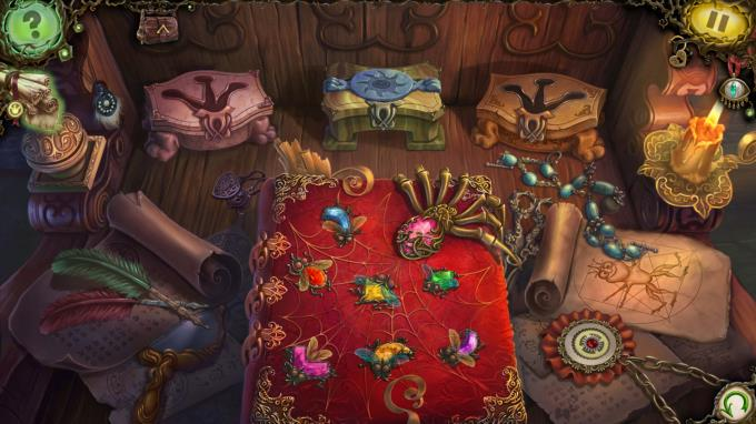 Witch's Pranks: Frog's Fortune Collector's Edition PC Crack