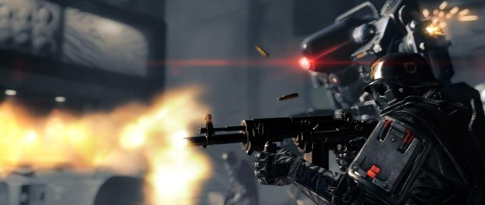Wolfenstein: The New Order Torrent Download