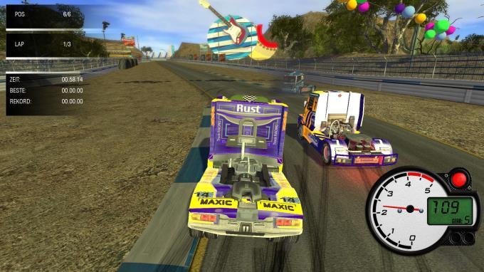 World Truck Racing PC Crack