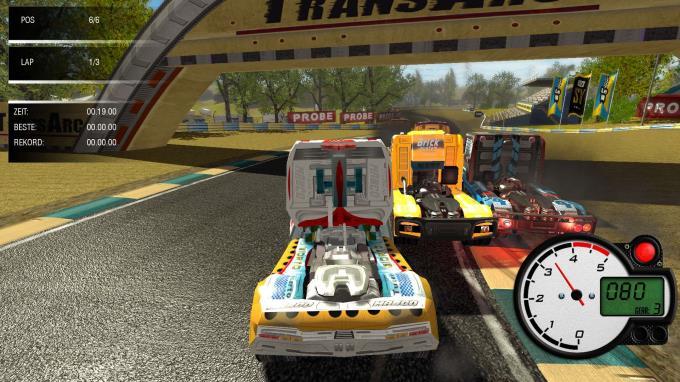 World Truck Racing Torrent Download