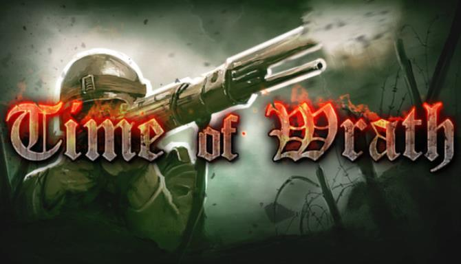World War 2: Time of Wrath Free Download