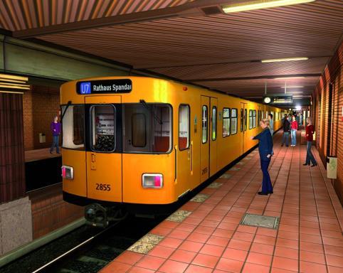 World of Subways 2 – Berlin Line 7 Torrent Download