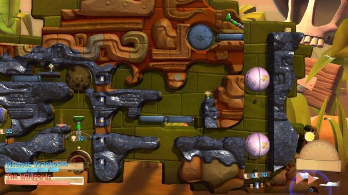 Worms Clan Wars Torrent Download