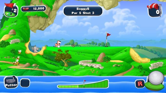Worms Crazy Golf Torrent Download