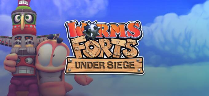 Worms Forts: Under Siege Free Download