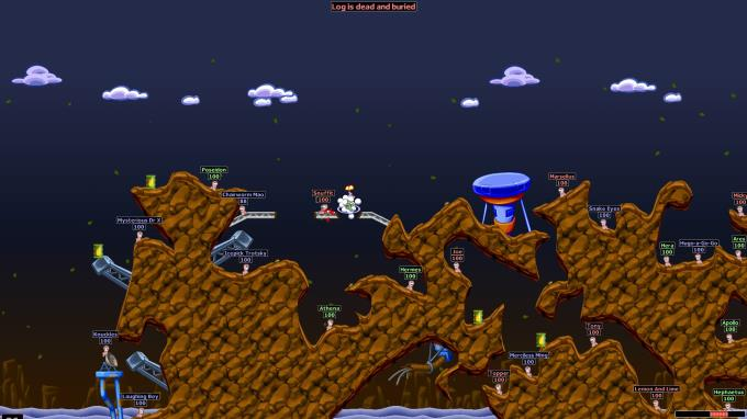 Worms World Party Remastered Torrent Download