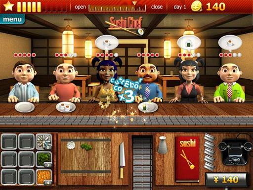 Youda Sushi Chef Torrent Download