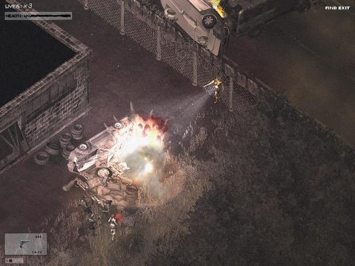 Zombie Shooter 2 Torrent Download