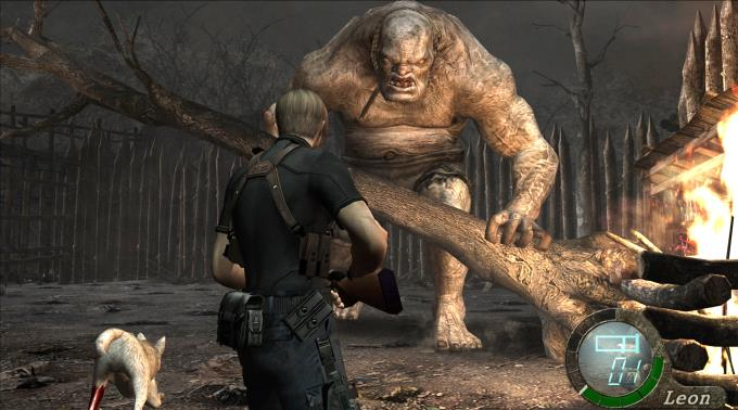 resident evil 4 / biohazard 4 PC Crack