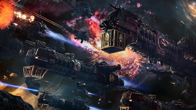 Battlefleet Gothic: Armada 2 Torrent Download