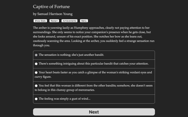 Captive of Fortune PC Crack