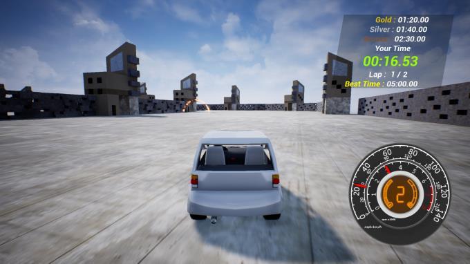 Flex Apocalypse Racing PC Crack