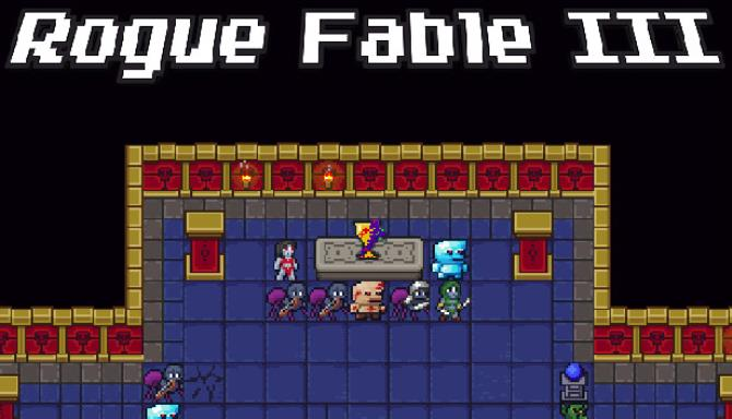 Rogue Fable III Free Download (v1 26 Hotfix) « IGGGAMES