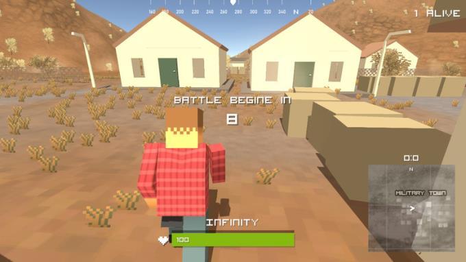 THE DUST: PIXEL SURVIVAL Z BATTLEGROUND Free Download « IGGGAMES