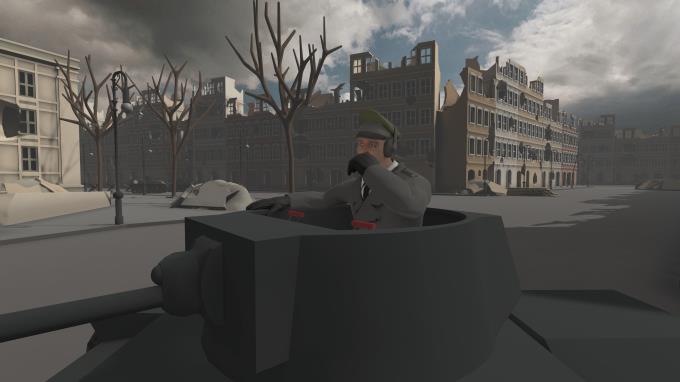 Tanks VR PC Crack