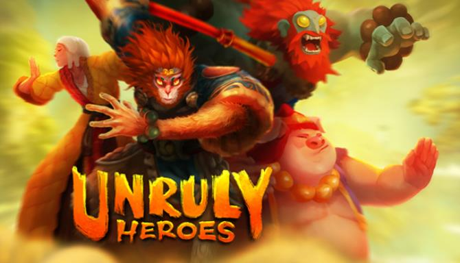Unruly Heroes Free Download