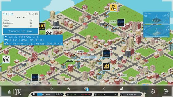 City Game Studio PC Crack