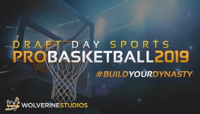 Draft Day Sports: Pro Basketball 2019 Free Download
