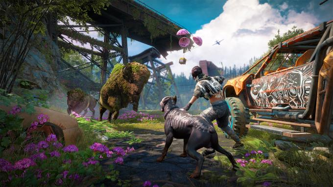 Far Cry New Dawn Torrent Tải xuống
