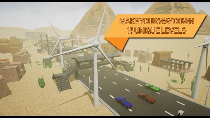 Hectic Highways Torrent Download