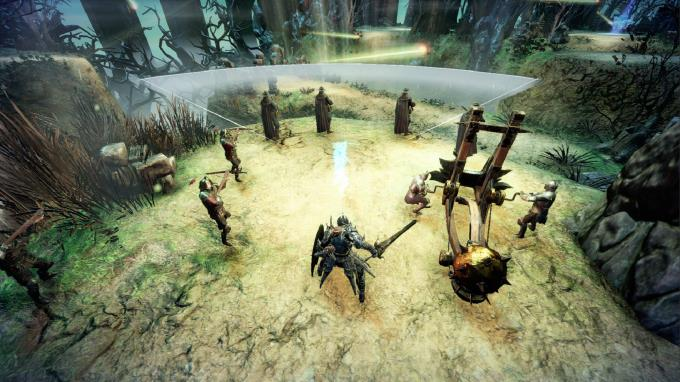 Hell Warders PC Crack