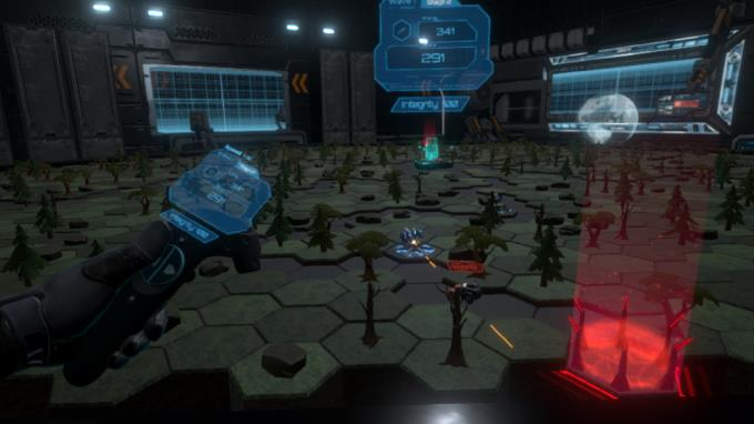 Hex Defense - VR Torrent Download