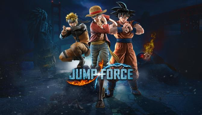 JUMP FORCE Free Download