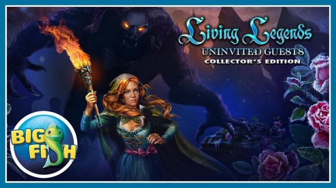 Living Legends: Uninvited Guests Collector's Edition Free Download
