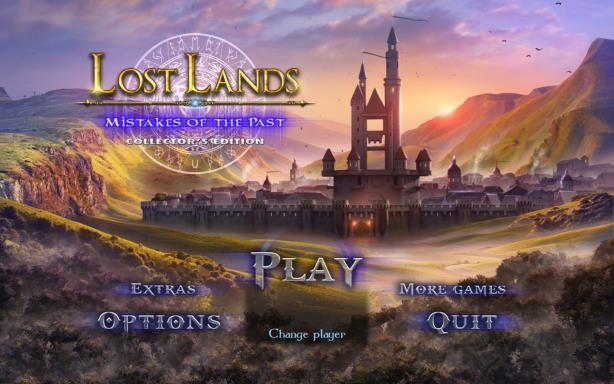 Lost Lands: Mistakes of the Past Torrent Download