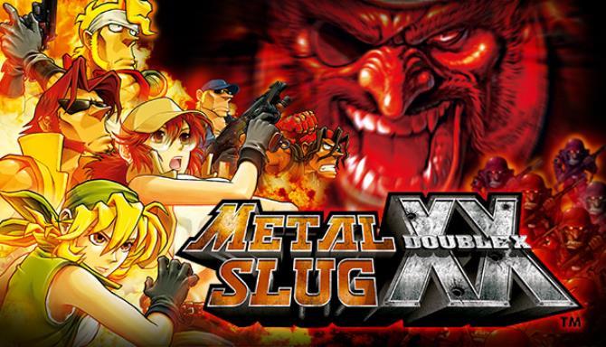 METAL SLUG XX Free Download
