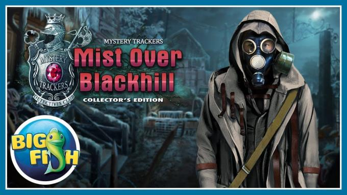 Mystery Trackers: Mist Over Blackhill Collector's Edition Free Download
