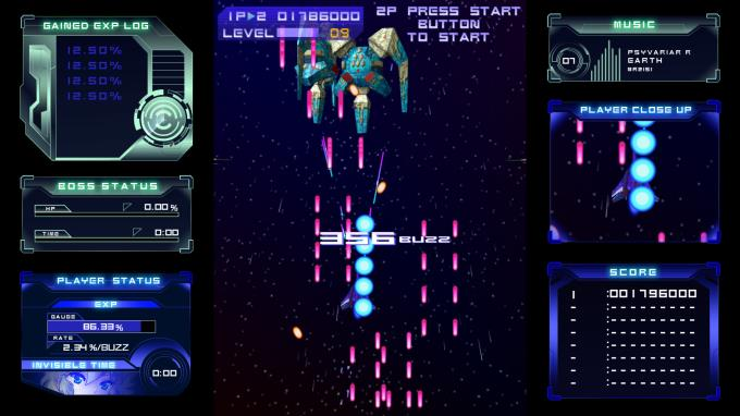 Psyvariar Delta Torrent Download